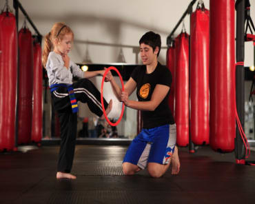 Kids Martial Arts in Gastonia - FTF® Fitness And Self-Defense