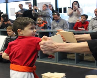 Kids Martial Arts  in Clayton - Revolution Modern Martial Arts