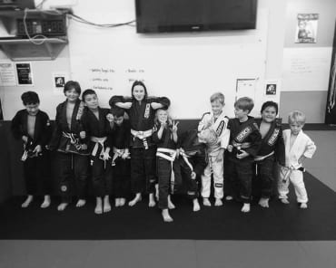 Kids Martial Arts in Portland - Straight Blast Gym Portland