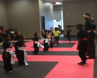 Kids Martial Arts in Lanham - Dragon Academy Of Martial Arts