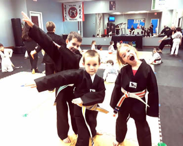Kids Martial Arts in Leander - Vortex Sports Academy - Leander