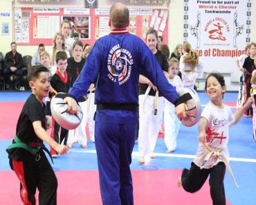 Kids Martial Arts in Wirral - Wirral & Chester Taekwondo