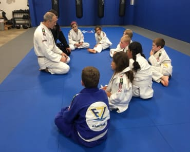 Kids Martial Arts in Vancouver - Emerge Jiu Jitsu