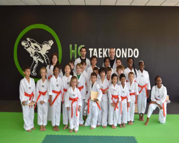 Kids Martial Arts in Spring Branch - Houston Center For Taekwondo