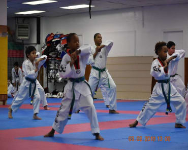 Kids Martial Arts in Elizabeth - Shim's Martial Arts Academy