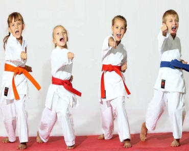 Kids Martial Arts in Linwood - World Cup Karate