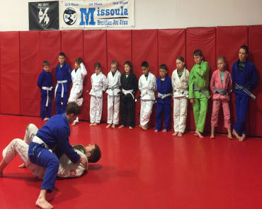 Kids Martial Arts near Missoula