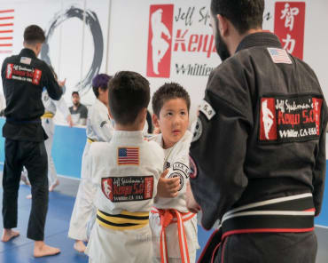 Kids Martial Arts near Whittier
