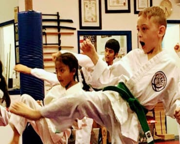 Kids Martial Arts near Penndel