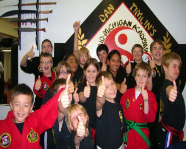 Adult Martial Arts near Lansing