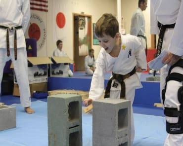 Kids Martial Arts near Chesapeake