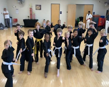 Kids Martial Arts near Homewood
