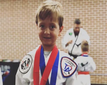 Kids Martial Arts near Suwanee