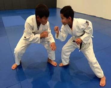 Kids Martial Arts  in Seattle - Mat Chess MMA
