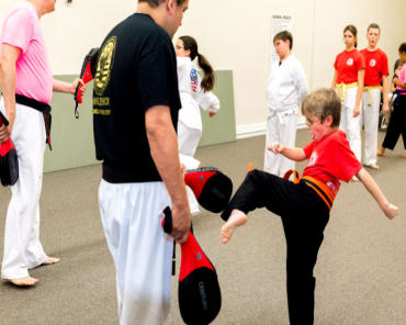 Kids Martial Arts in Alton - Yi's Martial Arts Fitness Academy