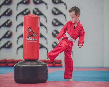Kids Martial Arts in Wrexham - Ady Jones Taekwondo Schools