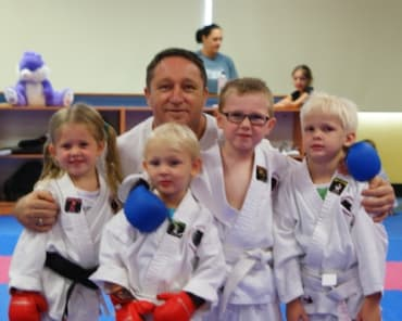 Kids Martial Arts in Nerang - Combined Martial Arts Academy Nerang