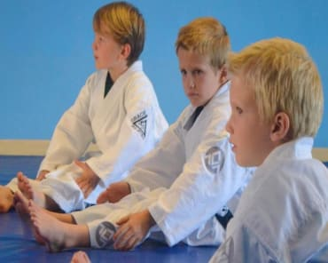 Kids Martial Arts in Huntington Beach - Black Belt Center USA