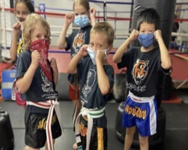 Kids Martial Arts near Cambridge