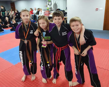 Kids Martial Arts near Chapel en le Frith, High Peak