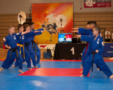 Kids Martial Arts near Highland