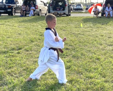 Kids Martial Arts near Kansas City