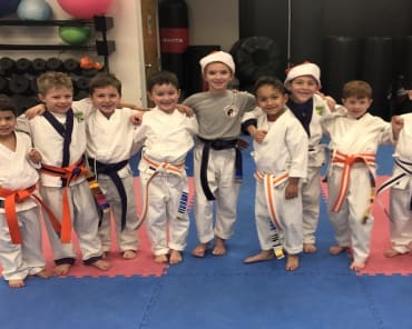 Kids Martial Arts near Loveland
