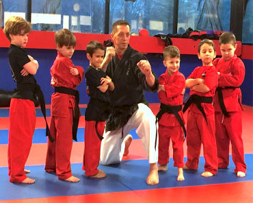 Kids Karate near Taunton