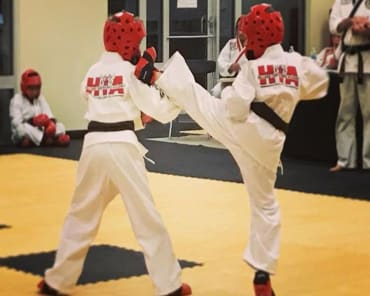 Kids Taekwondo near Hilliard