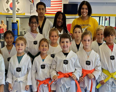 Kids Taekwondo near Colleyville