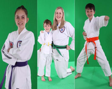Kids Taekwondo near Flower Mound