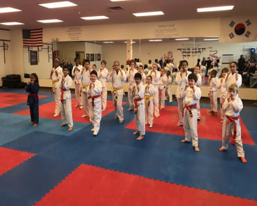 Kids Karate near Middletown