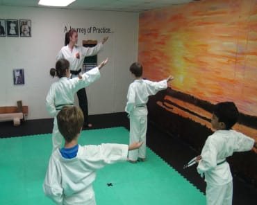 Kids Martial Arts in Rocky Hill - New England Rendokan