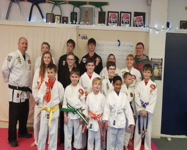 Kids Martial Arts in Edinboro - Edinboro Family Martial Arts