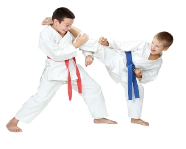 Kids Martial Arts  in Boca Raton - Stephen's Karate And Kickboxing Center