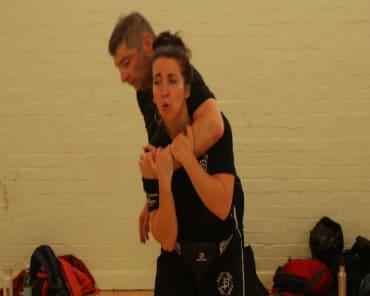 Krav Maga in Swindon - South West Krav Maga