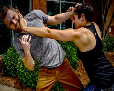Self Defense in Gastonia - FTF® Fitness And Self-Defense