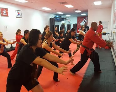 Adult Martial Arts in Cooper City - Kick Fit Martial Arts