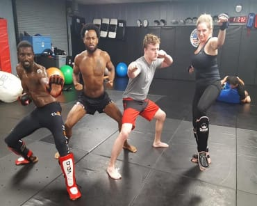 Mixed Martial Arts in Rockledge - American Top Team Of Rockledge