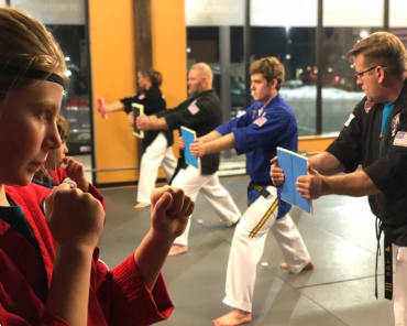 Teen Martial Arts in Kansas City - Millennium Academy