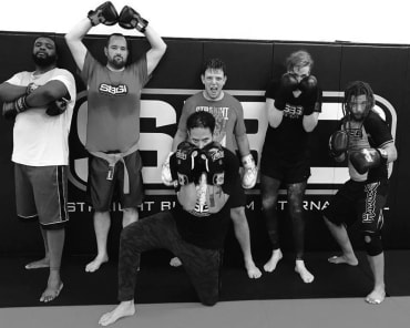 Muay Thai Kickboxing in Portland - Straight Blast Gym Portland