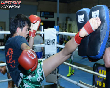 Muay Thai Kickboxing near O'Connor