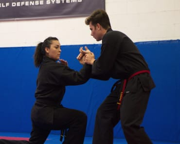Self Defense in Murrieta - South West Self Defense Systems
