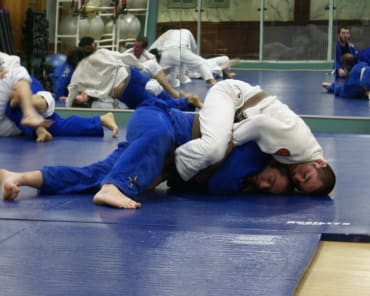 Brazilian Jiu Jitsu in Murrieta - South West Self Defense Systems