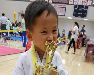 Kids Martial Arts in Woodstock - The ONE Taekwondo Center