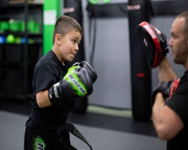 Kids Martial Arts in Castro Valley - Fearless Martial Arts Academy