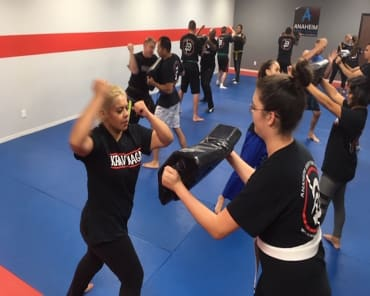 Workshops and Seminars in Anaheim - Anaheim Krav Maga