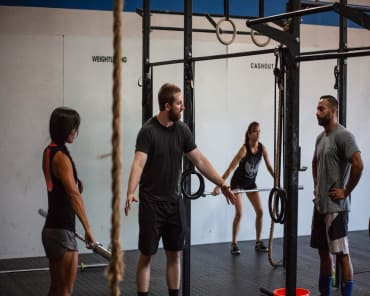 Olympic Lifting in Fontana - CrossFit Fontana