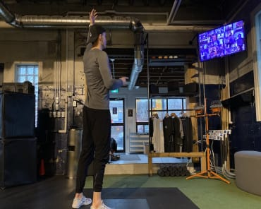 Small Group Classes near Fuel Roncesvalles