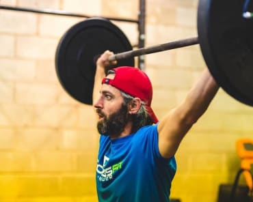 Personal Training in Sandy Springs - CrossFit Grinder
